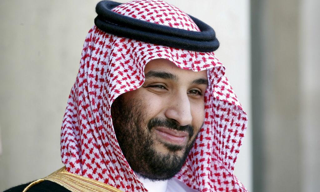Saudi-Arabias kronprins Mohammed er en ørkenulv i fåreklær