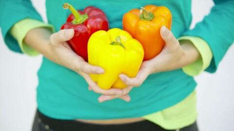 c vitamin paprika kan holde deg frisk. Black Bedroom Furniture Sets. Home Design Ideas