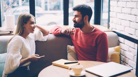 Dating vs et forhold jobb
